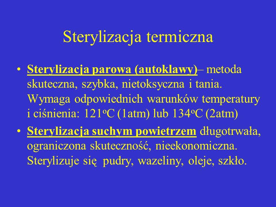 Sterylizacja termiczna