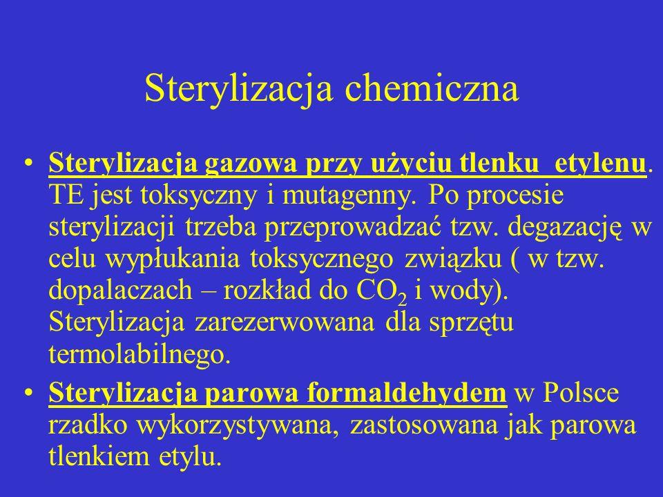 Sterylizacja chemiczna