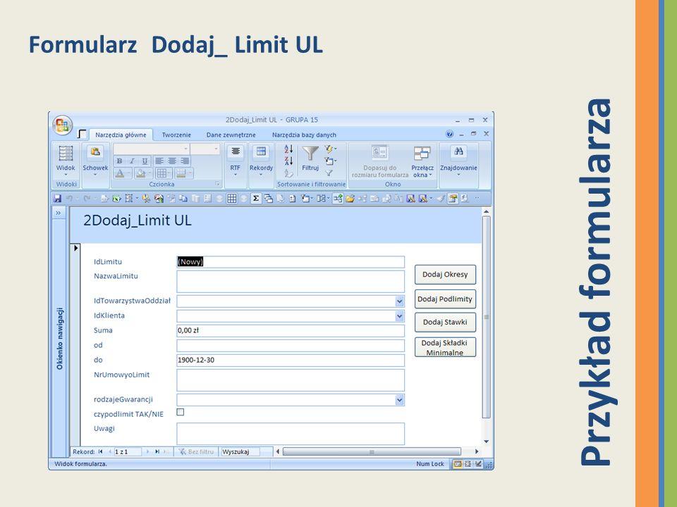 Formularz Dodaj_ Limit UL