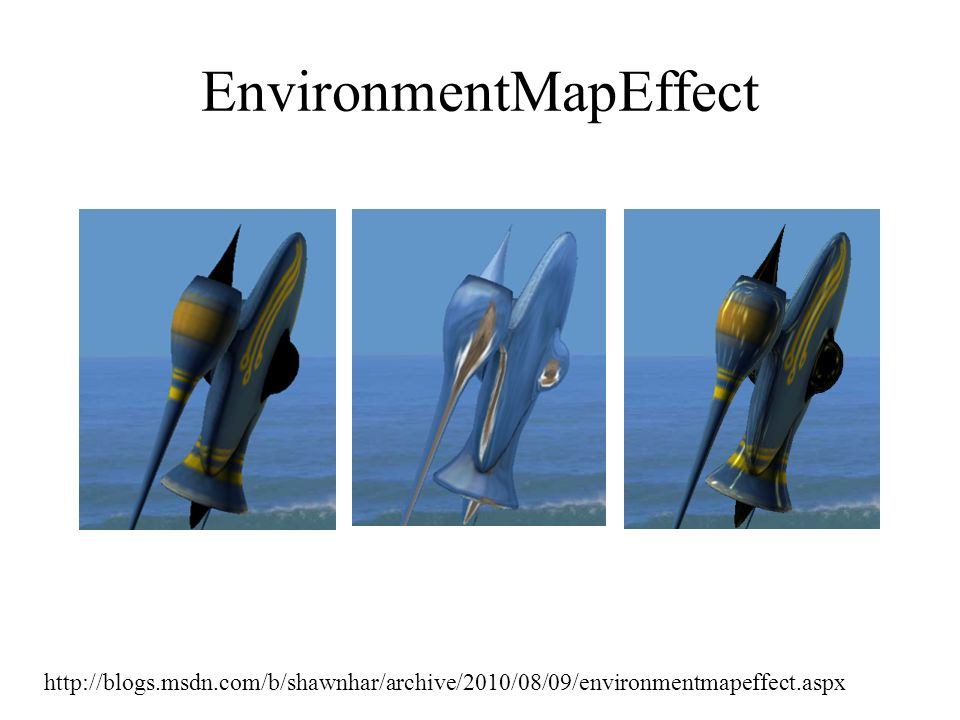 EnvironmentMapEffect