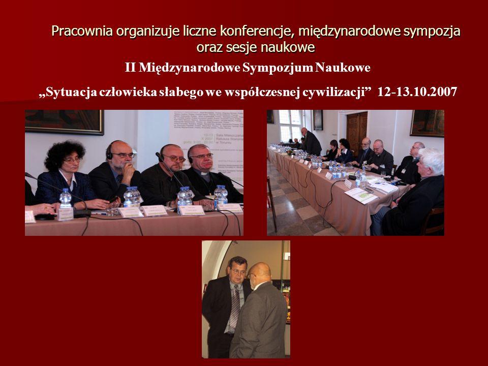 II Międzynarodowe Sympozjum Naukowe