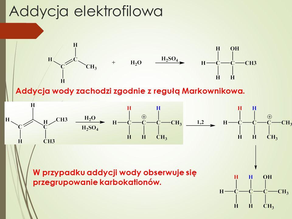 Addycja elektrofilowa