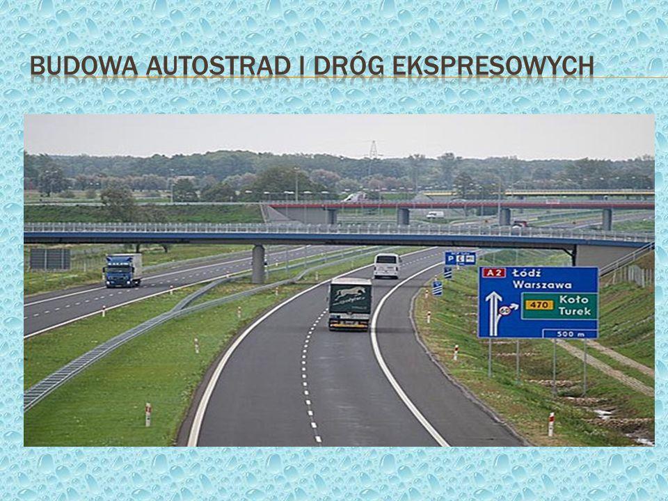 Budowa autostrad i dróg ekspresowych