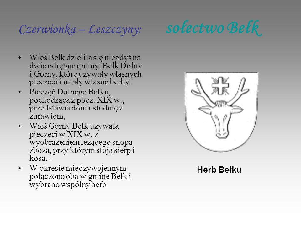 Czerwionka – Leszczyny: sołectwo Bełk
