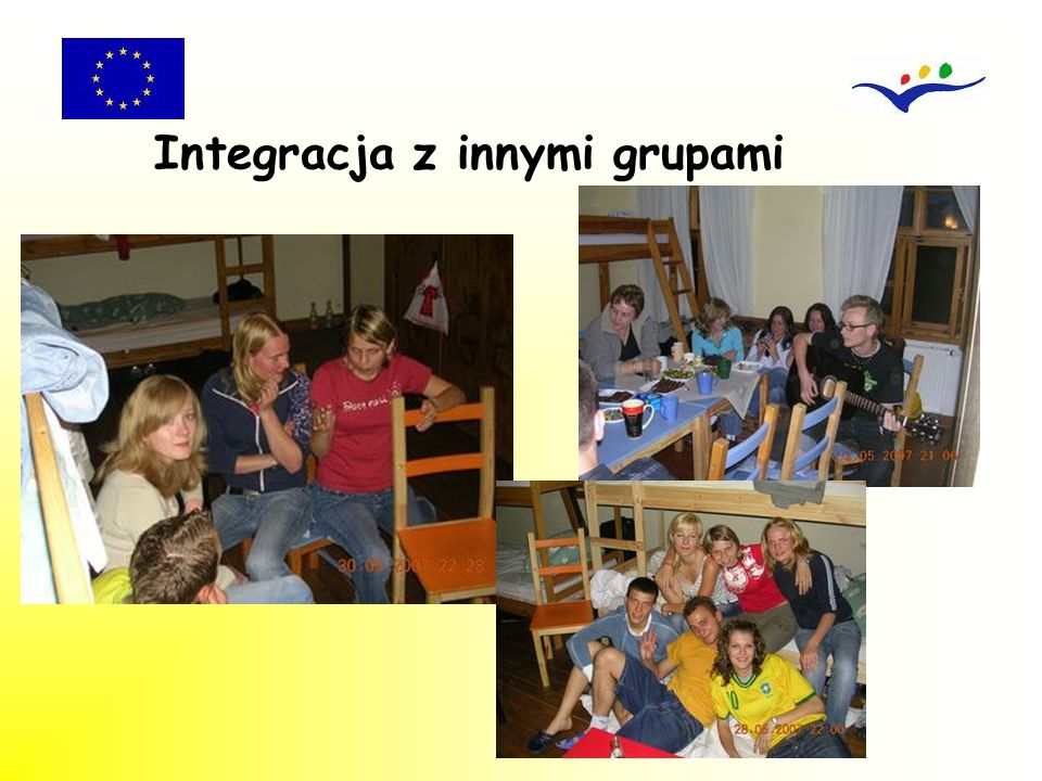 Integracja z innymi grupami