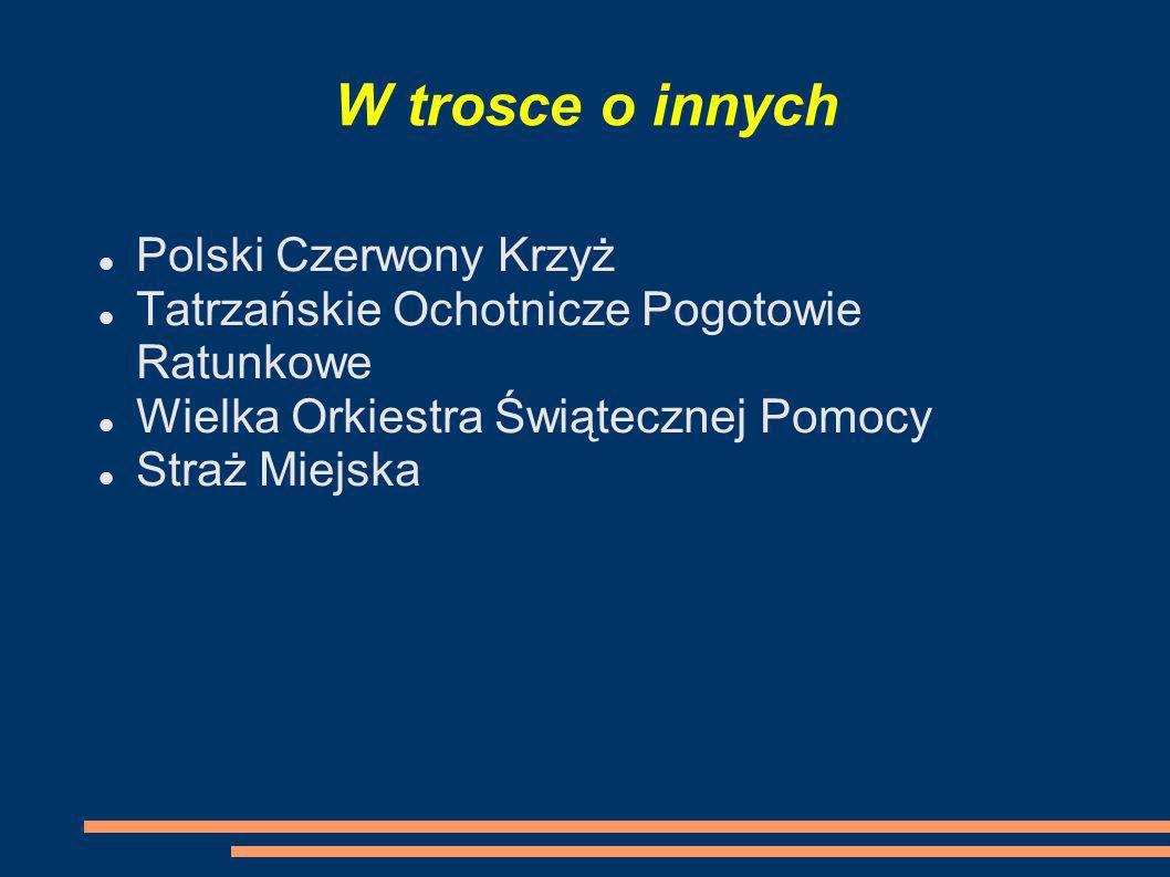 W trosce o innych Polski Czerwony Krzyż