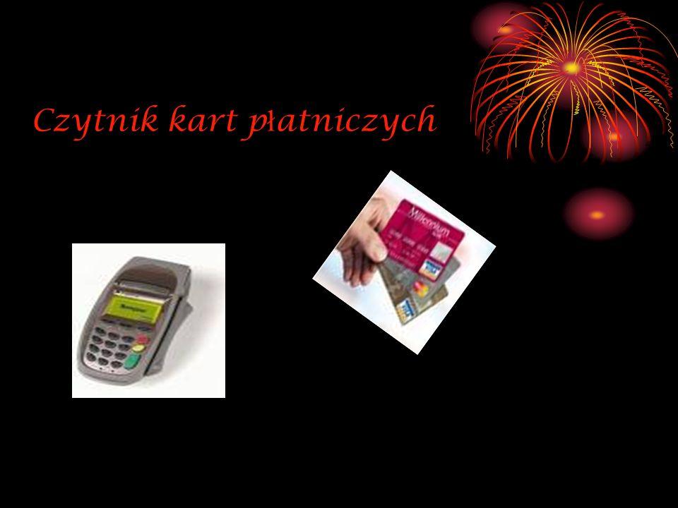 Czytnik kart płatniczych