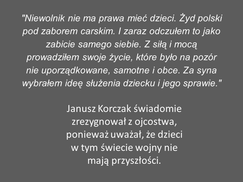 Niewolnik nie ma prawa mieć dzieci. Żyd polski pod zaborem carskim