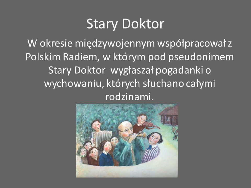 Stary Doktor