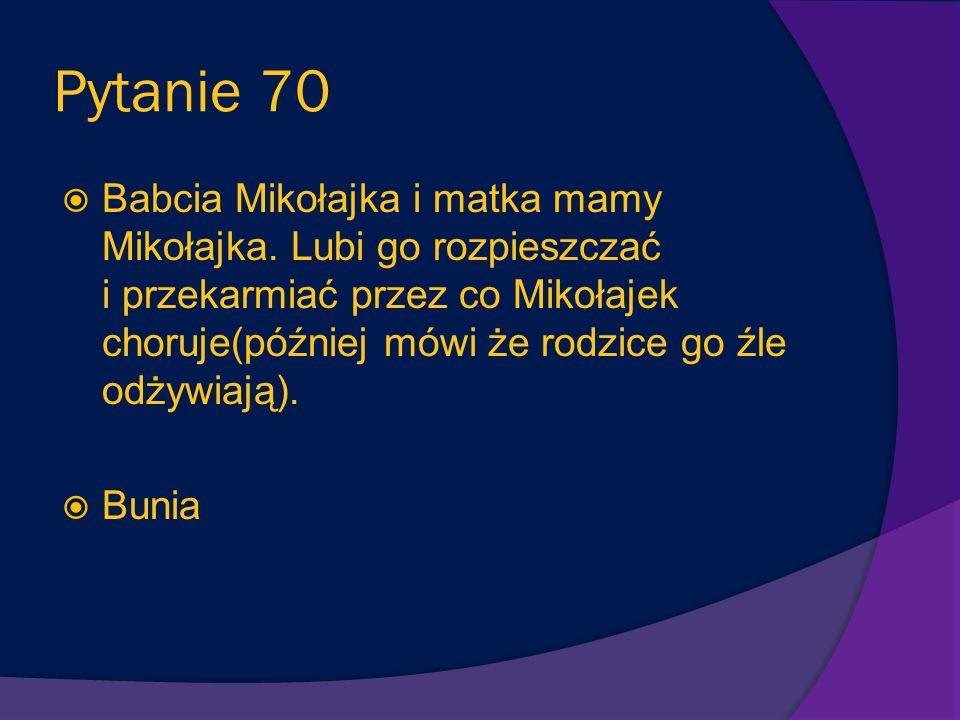 Pytanie 70