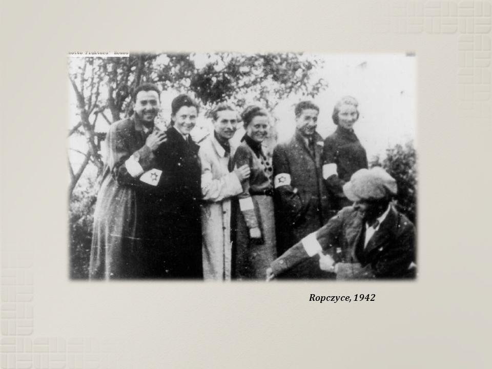 Ropczyce, 1942