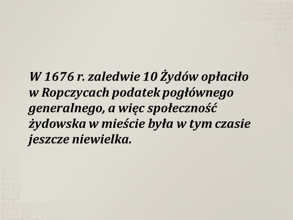 W 1676 r.