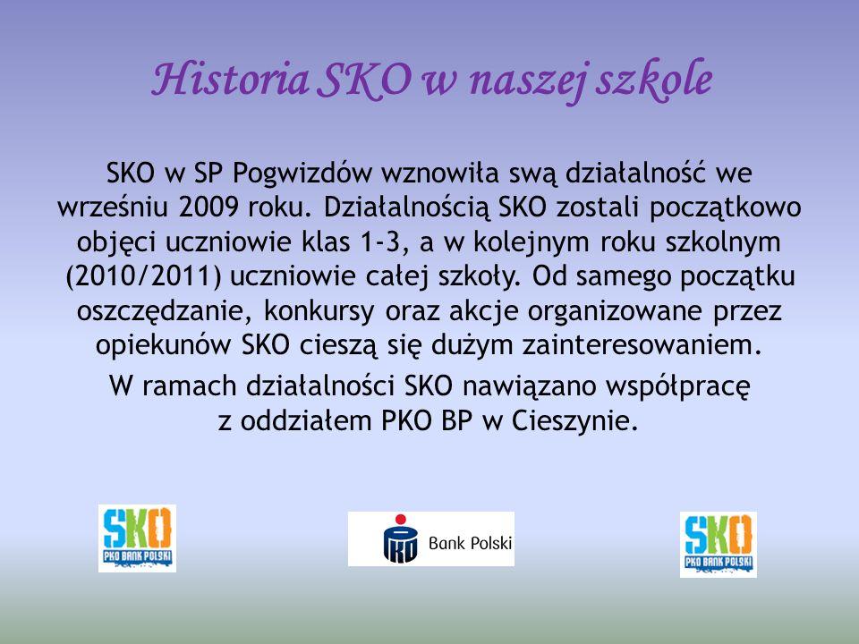 Historia SKO w naszej szkole