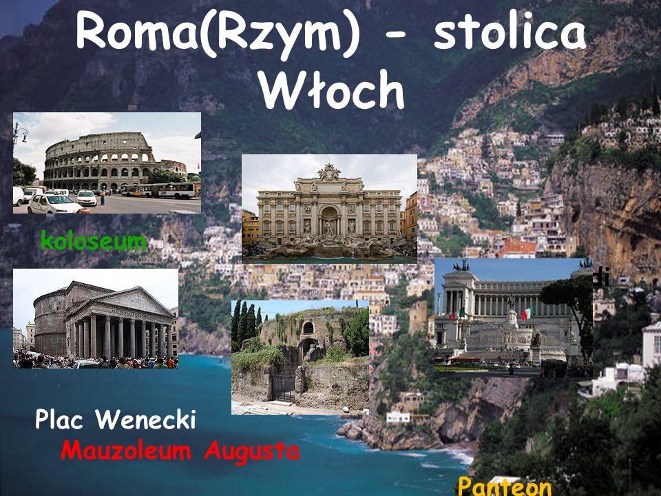 Roma(Rzym) - stolica Włoch