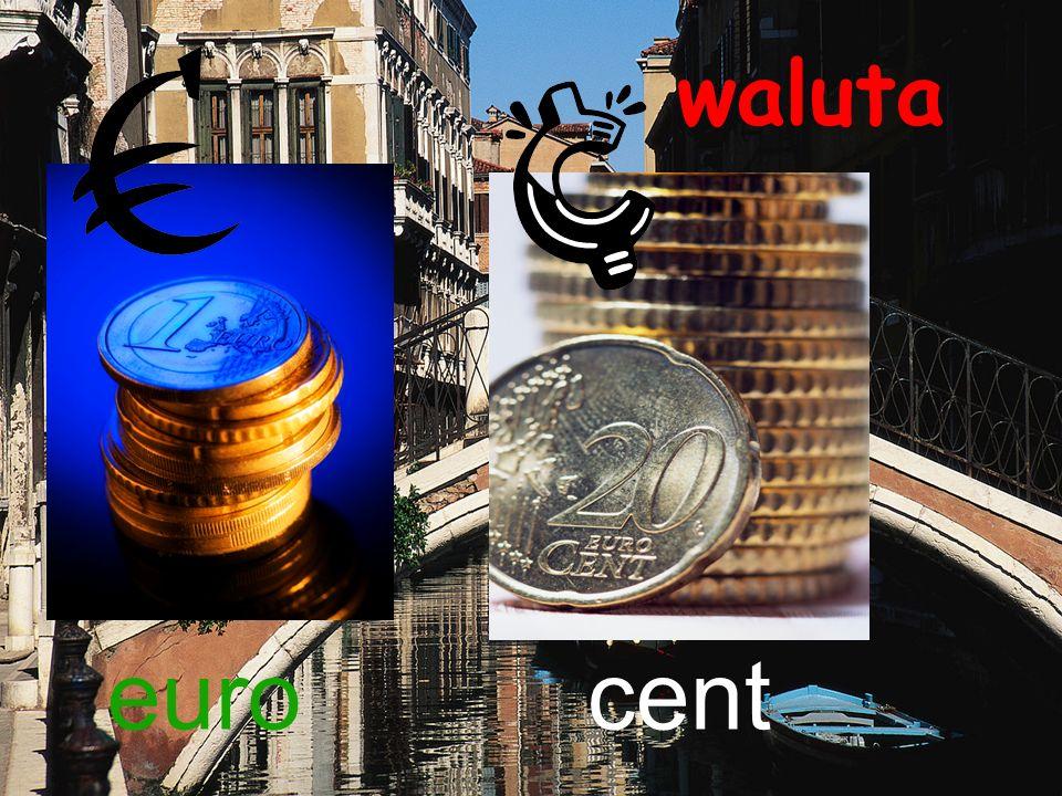 waluta euro cent