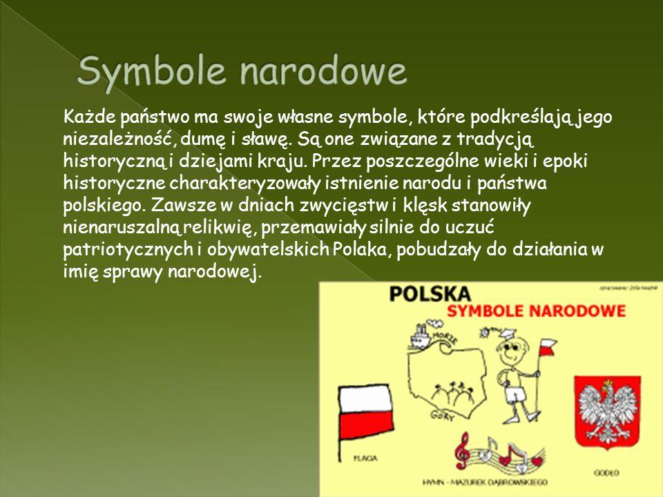 Symbole narodowe