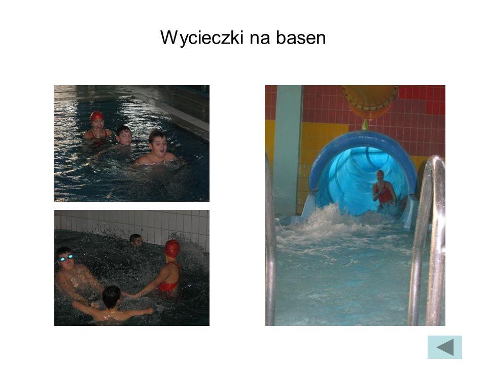 Wycieczki na basen