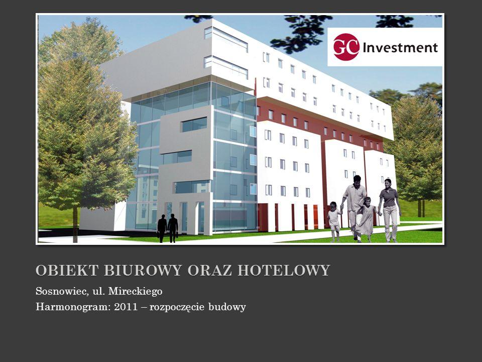 obiekt biurowy oraz hotelowy