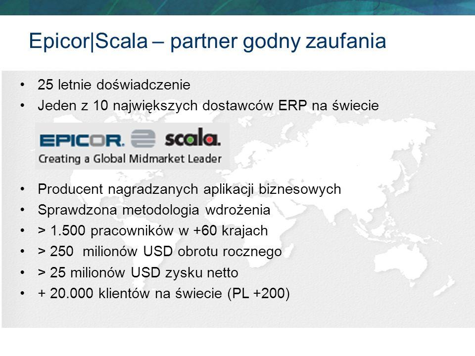 Epicor|Scala – partner godny zaufania