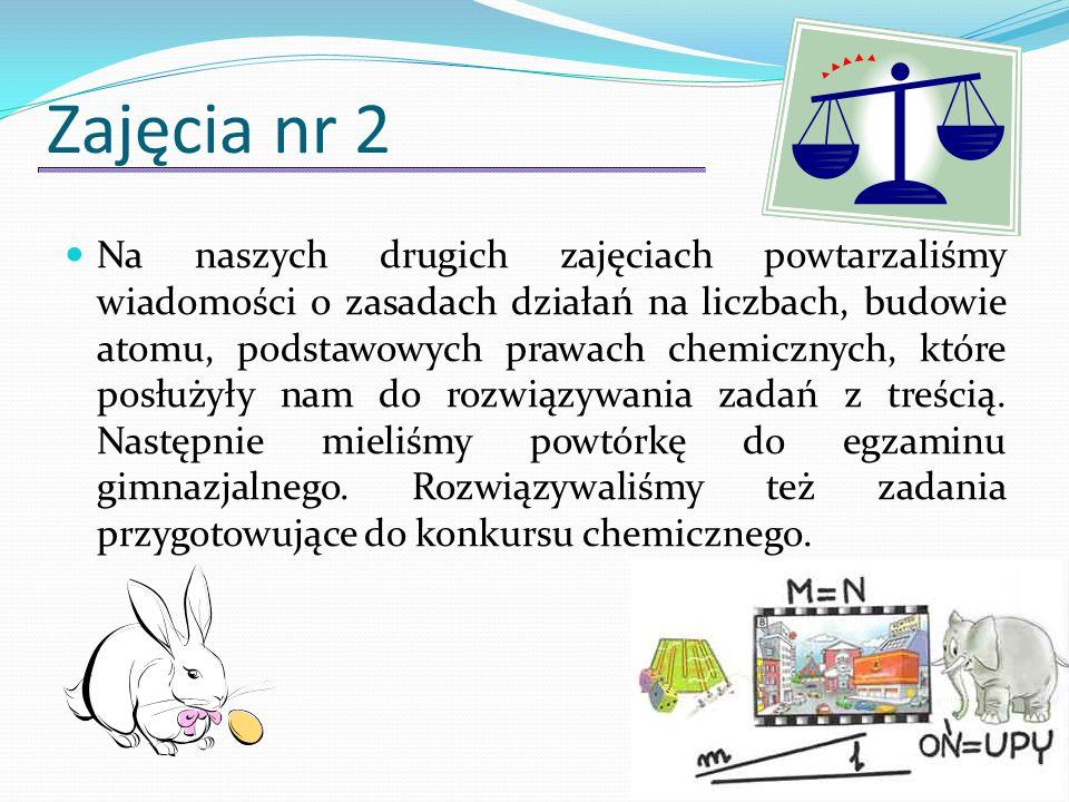 Zajęcia nr 2