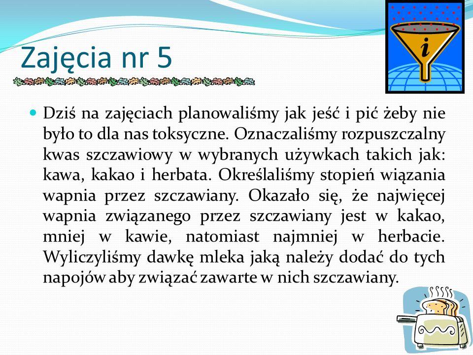 Zajęcia nr 5