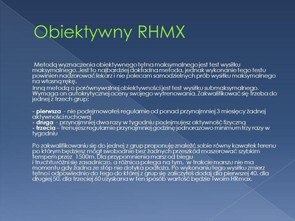 Obiektywny RHMX