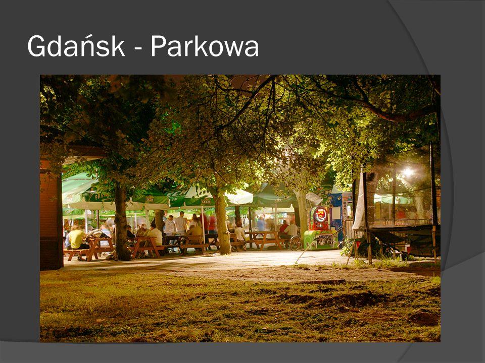 Gdańsk - Parkowa