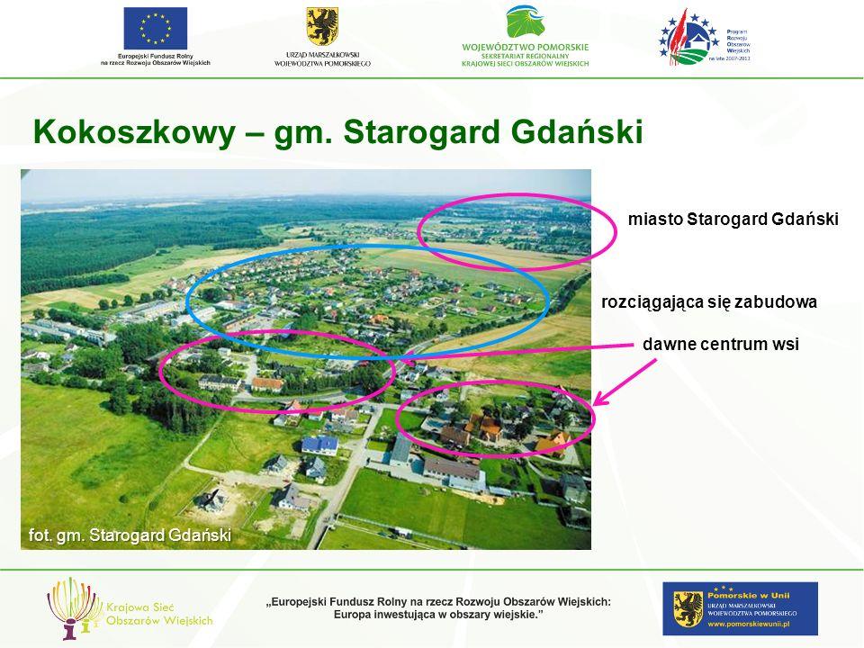 Kokoszkowy – gm. Starogard Gdański