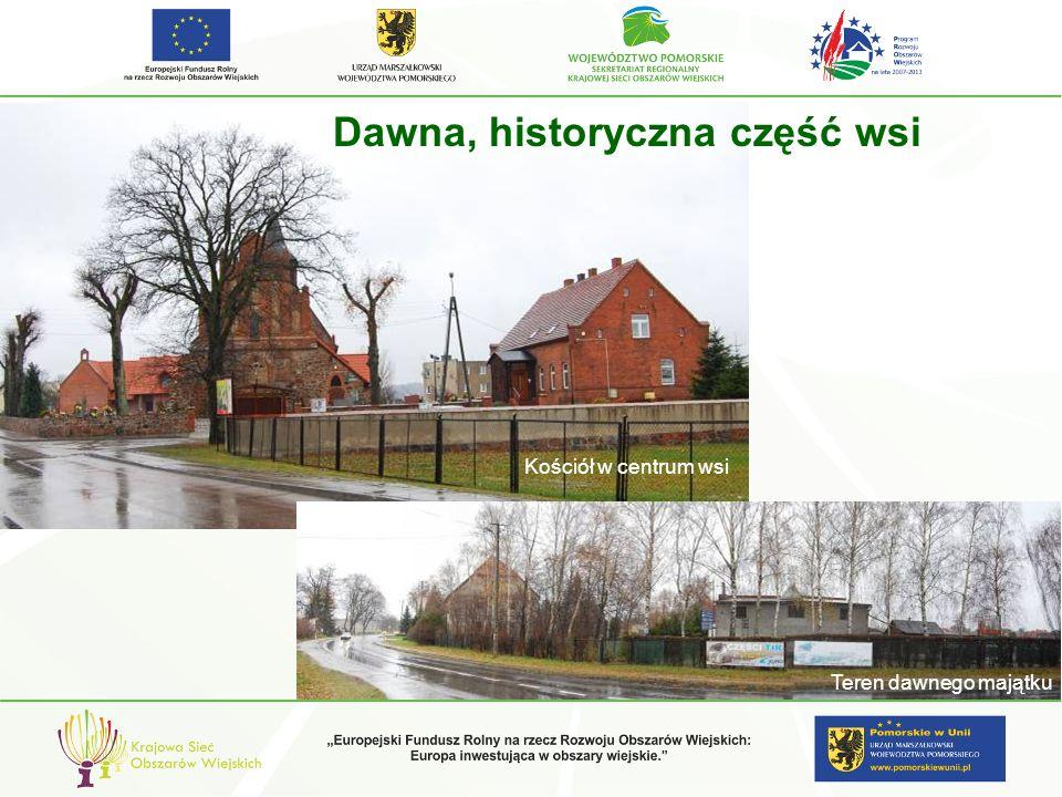 Dawna, historyczna część wsi