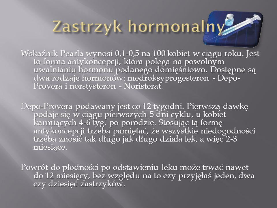 Zastrzyk hormonalny