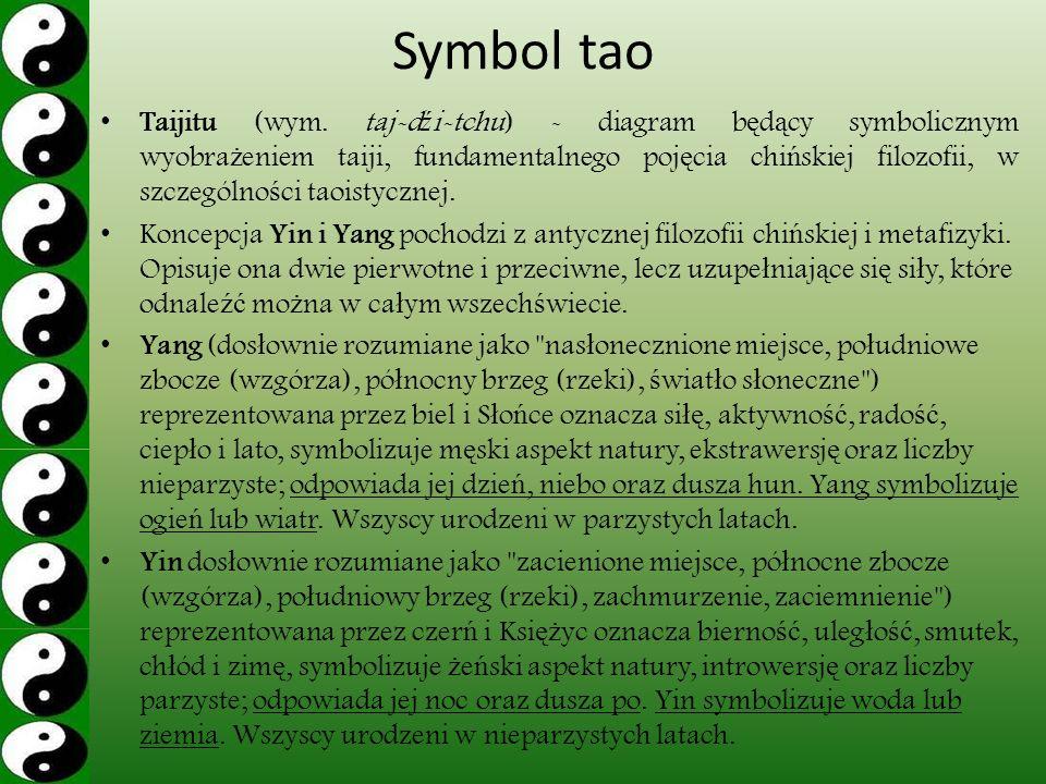 Symbol tao