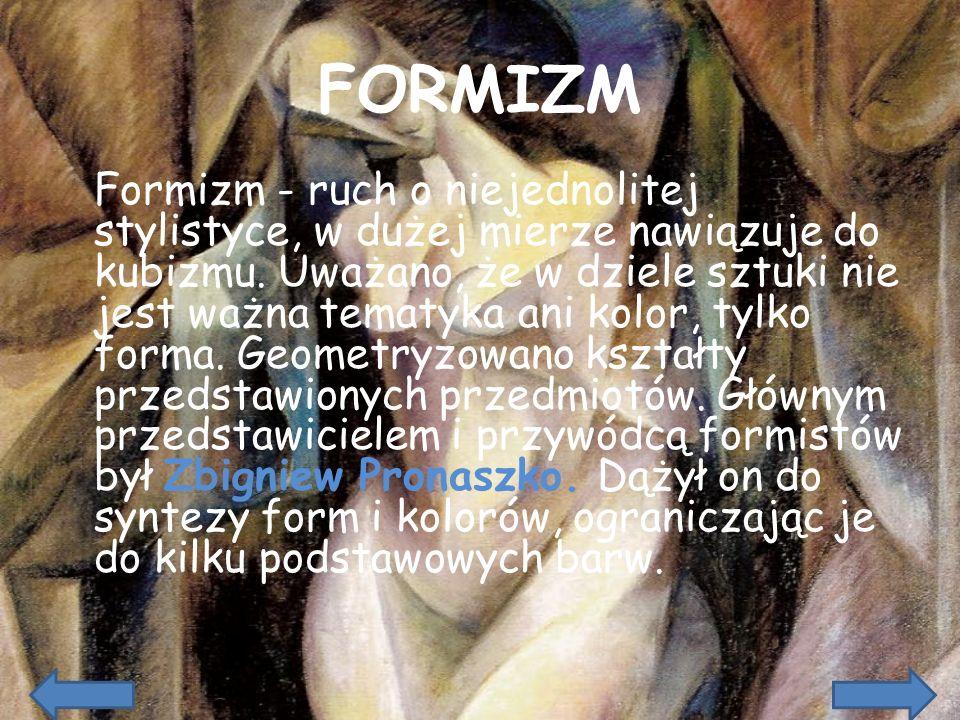 FORMIZM