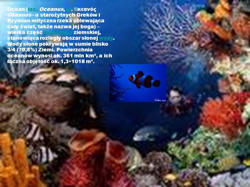 Ocean (łac. Oceanus, gr.