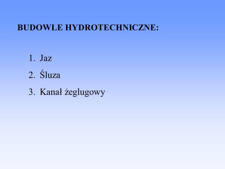 BUDOWLE HYDROTECHNICZNE: