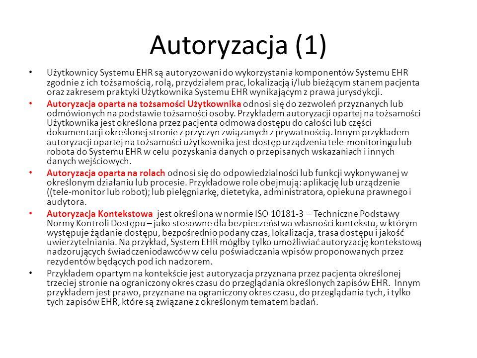 Autoryzacja (1)