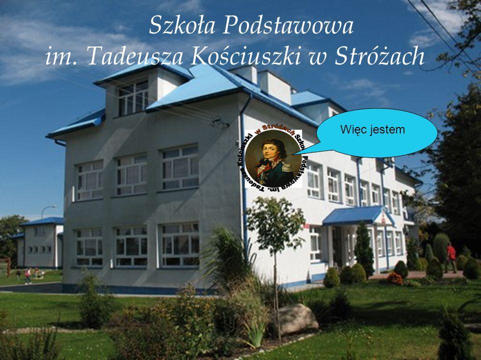 Szkoła Podstawowa im. Tadeusza Kościuszki w Stróżach