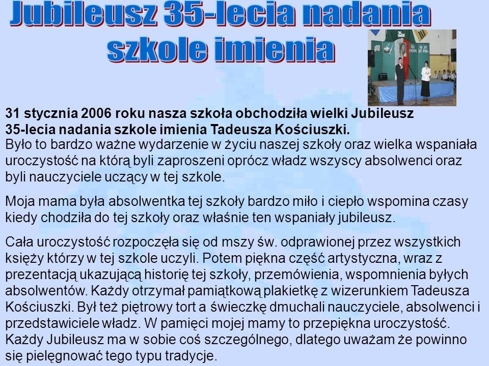 Jubileusz 35-lecia nadania