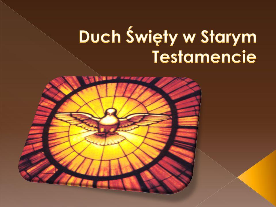 Duch Święty w Starym Testamencie