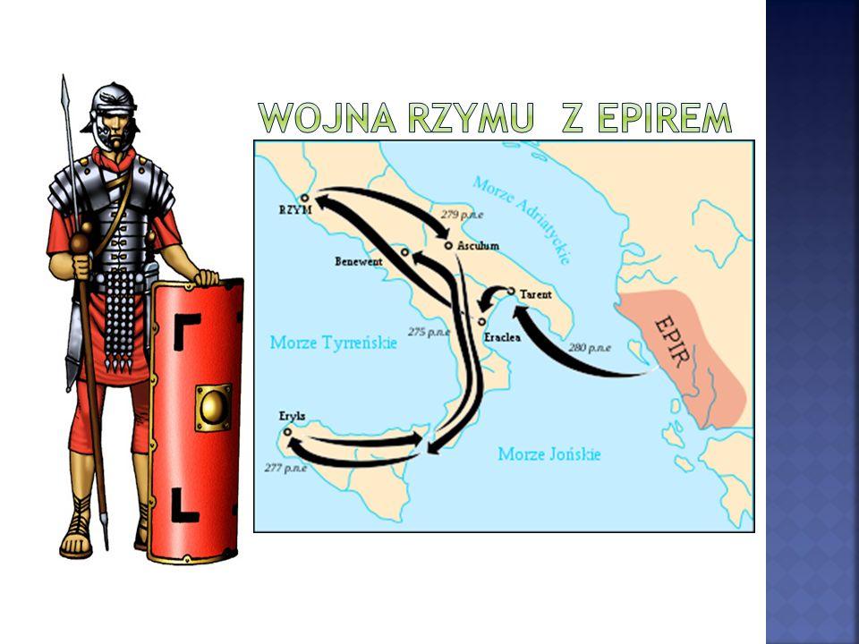 Wojna Rzymu z Epirem