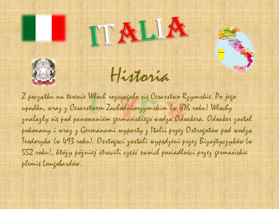 italia Historia.