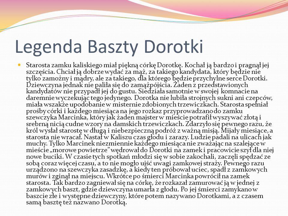 Legenda Baszty Dorotki