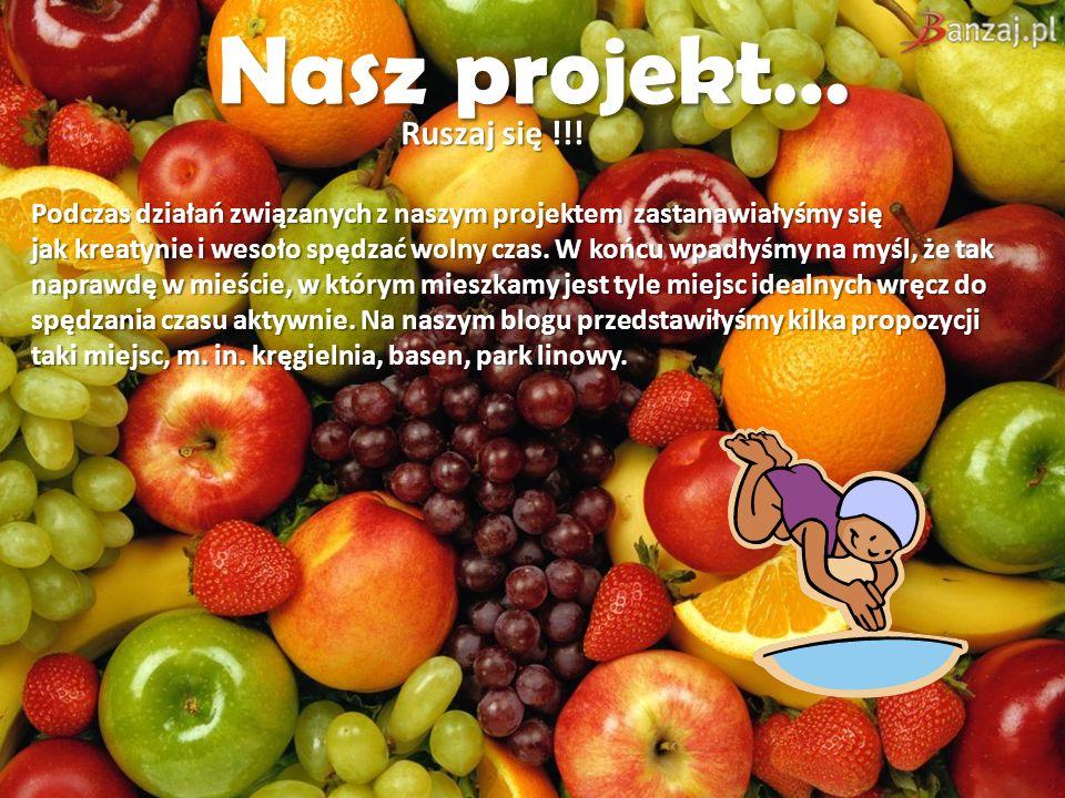 Nasz projekt… Ruszaj się !!!