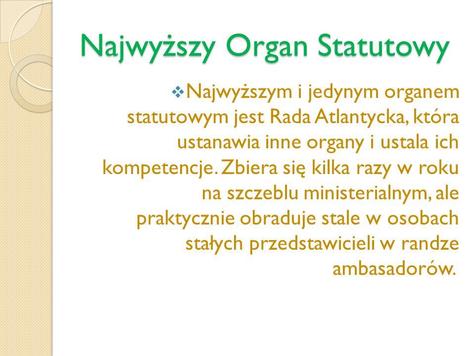 Najwyższy Organ Statutowy