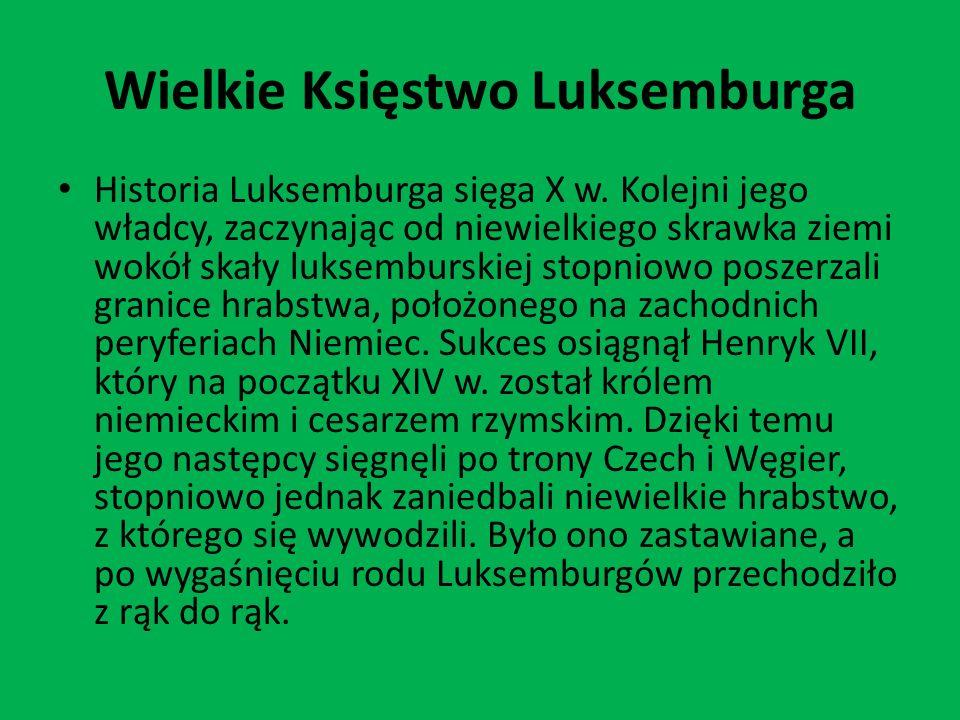Wielkie Księstwo Luksemburga