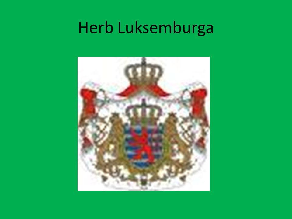 Herb Luksemburga