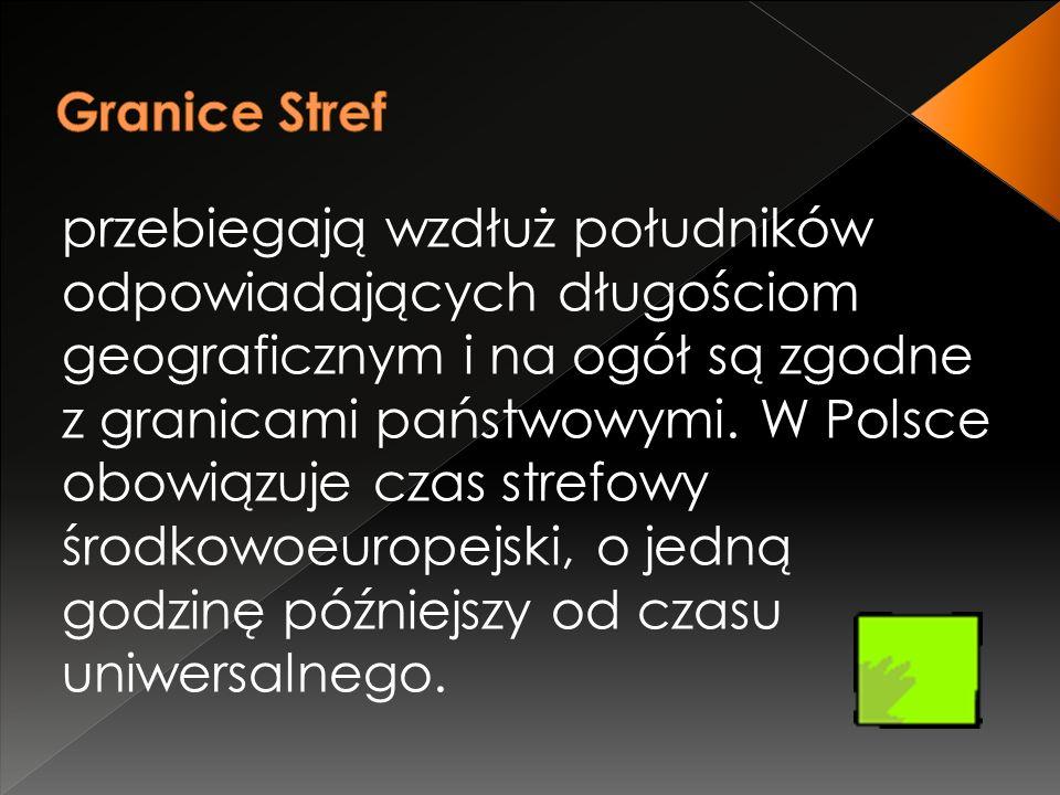 Granice Stref