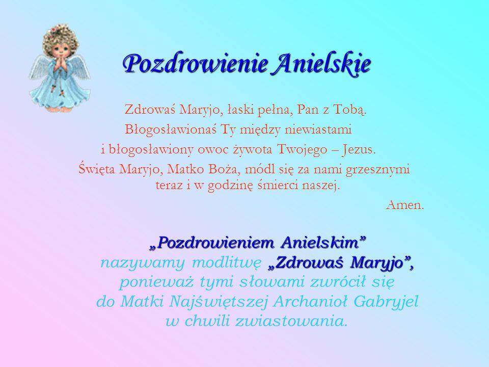 Pozdrowienie Anielskie