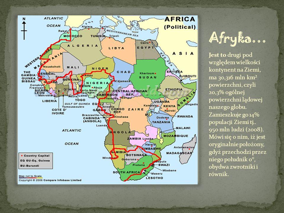 Afryka…