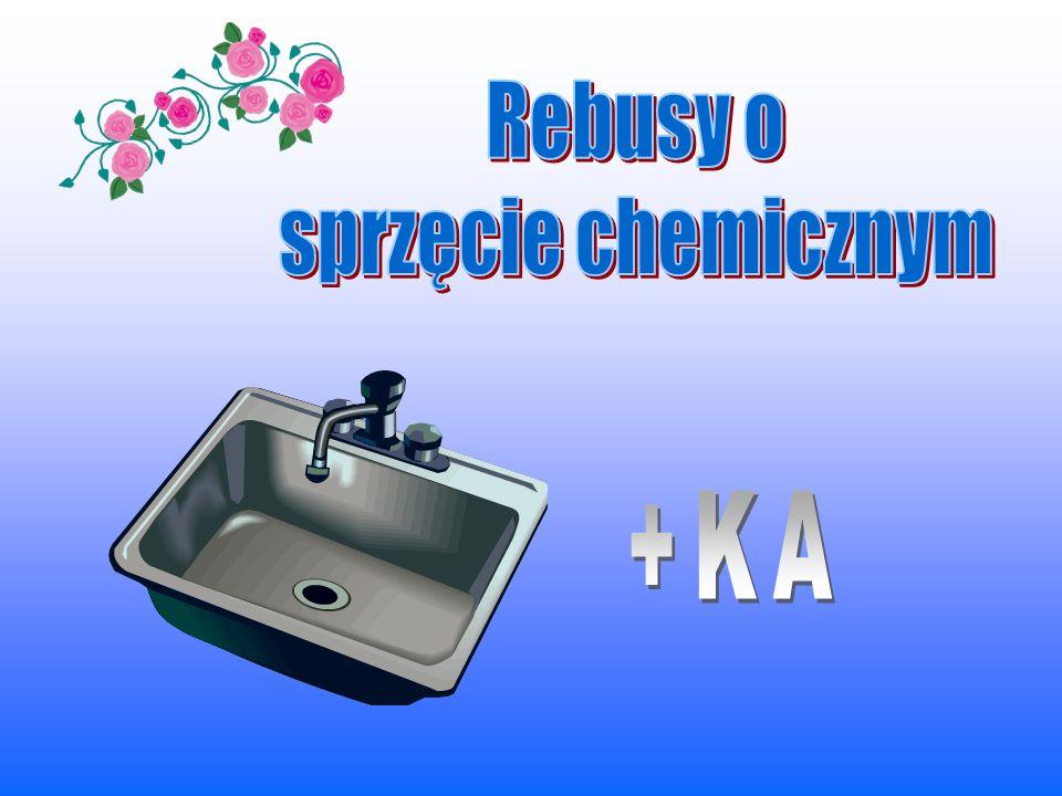 Rebusy o sprzęcie chemicznym +KA