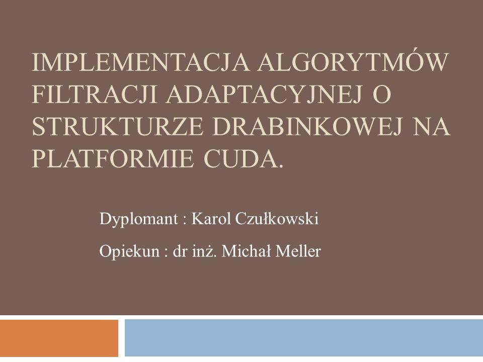 Dyplomant : Karol Czułkowski
